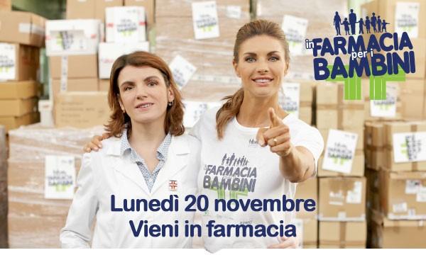 IN FARMACIA PER I BAMBINI – FONDAZIONE NPH RAVA 2017
