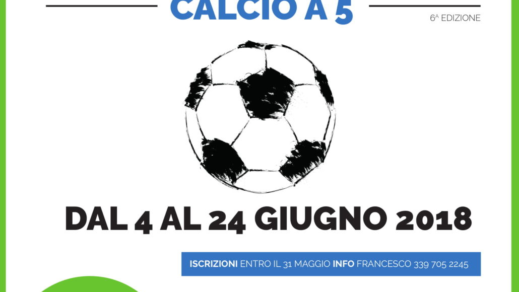 Torneo di Beneficienza – Calcio a 5