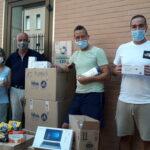 Sos Spesa – donazione della Fondazione Francesca Rava – NPH Italia Onlus